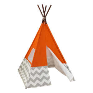 toddlers play tent